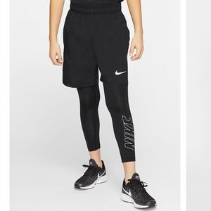 NIKE 3/4-Length Graphic Training Tights